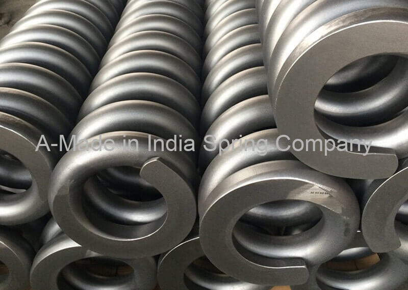 Hot Coil Spring Makers in Gujarat