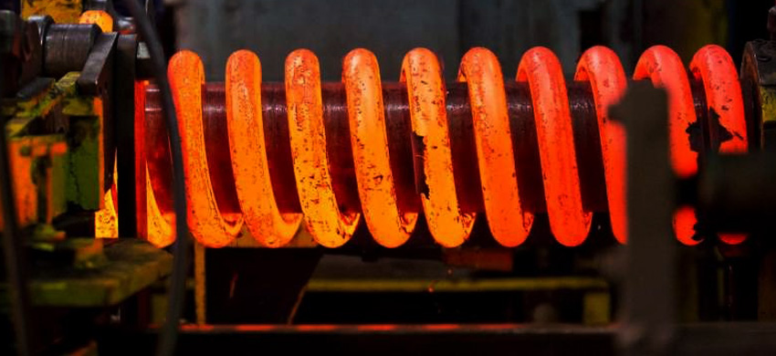 Hot Coil Spring Makers in India